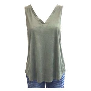 Grayson Threads green Tank Top